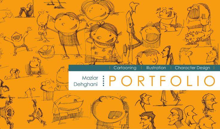 Best Character Design Portfolio : Best portfolios on issuu images pinterest