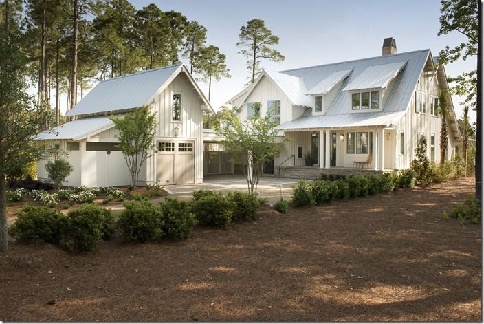 Southern Living Idea House | Palmetto Bluff, SC Compliments of Southern Hospitality Blog http://southernhospitalityblog.com/southern-living-idea-house-palmetto-bluff/