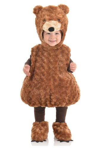 bear halloween costume | Toddler Teddy Bear Costume  If I was small, yep
