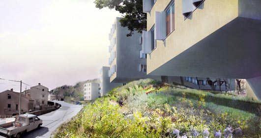 Social Housing in Rijeka