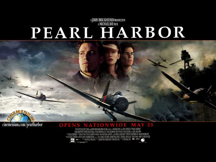 "FREE FULL MOVIE! ""PEARL HARBOR"" 