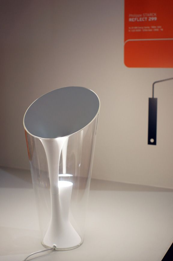 Reflect 299 - Flos by Philippe Starck - engineering contribute to RD Flos