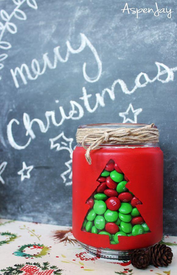 Diy Christmas Jar Craft Aspen Jay Christmas Jars Diy Christmas Jar Crafts Easy Christmas Diy