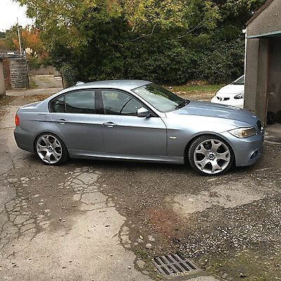 Bmw e90 320d m #sport 2010 rare #bluewater, View more on the LINK: http://www.zeppy.io/product/gb/2/332055937250/