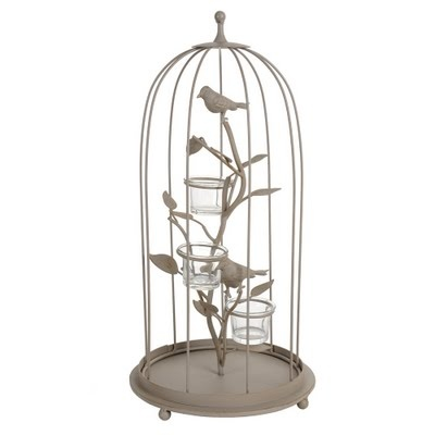 39 Best Bird Cage Candle Holder Images On Pinterest Bird