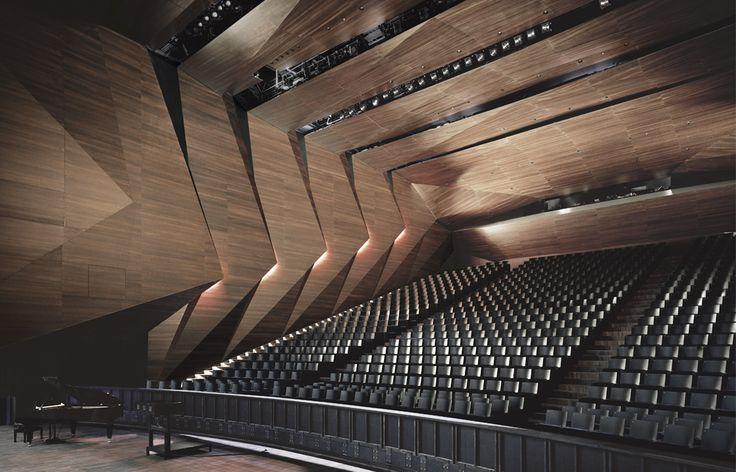 Festival Hall of the Tiroler Festspiele Erl-DMAA