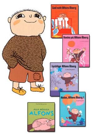 Älskade Alfons! Alfons Åberg 40 år! Så många jag läst genom åren som lärare och mamma till 4:a.