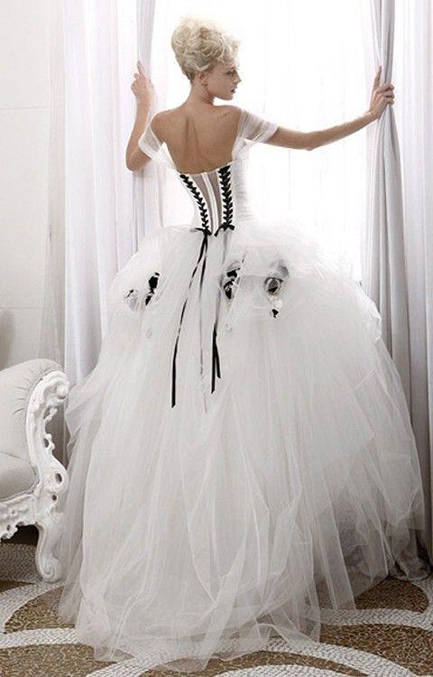 Steam Punk Wedding Gown
