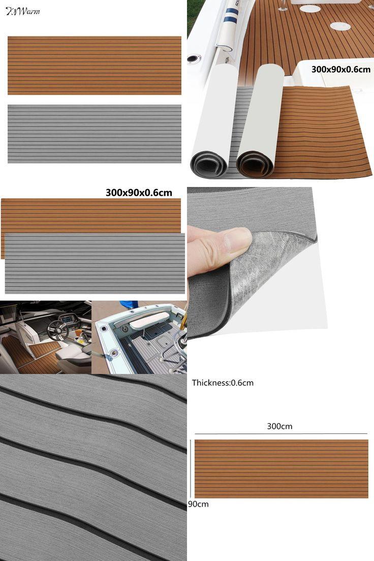 Floor mats that look like wood -  Visit To Buy Eva Foam Teak Sheet Self Adhesive Boat Rv Yacht Synthetic Decking