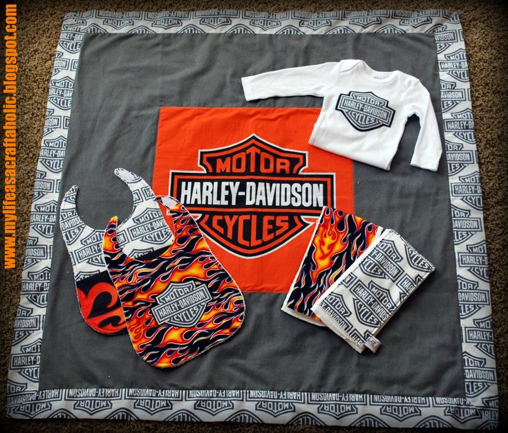 Harley Stuff For Baby