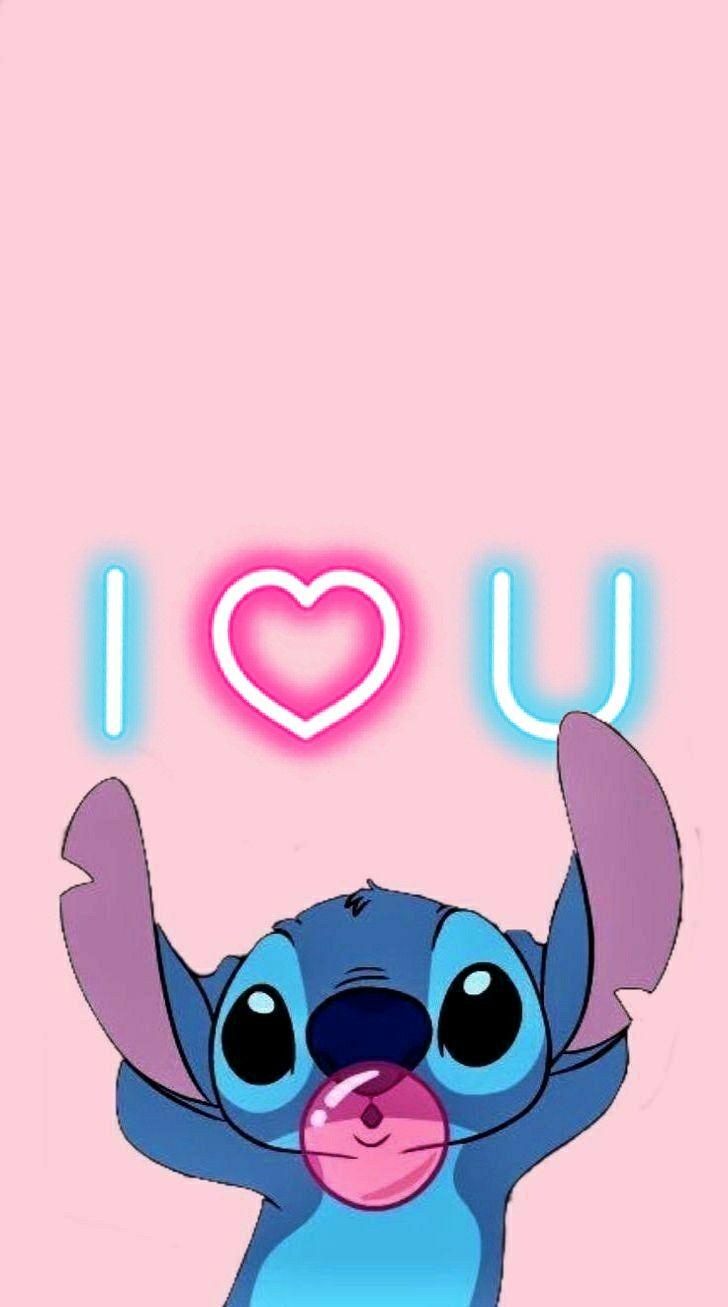 Pin By Emma Douglas On Stitch 4 Ever Cute Disney Wallpaper Disney Characters Wallpaper Cartoon Wallpaper Iphone