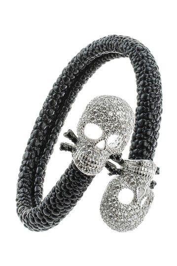 Skull Bypass Bracelet