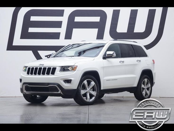 eBay: 2014 Jeep Grand Cherokee Limited 2014 Jeep Grand Cherokee Limited 70179 Miles White 5.7L V8 HEMI Automatic #jeep #jeeplife