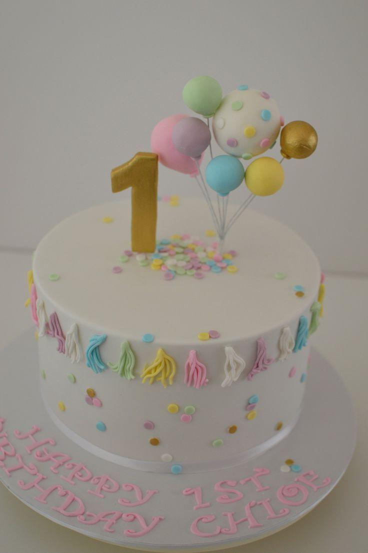 Erster Geburtstag3 Products I Love Geburtstagstorte Torte 1 Geburtstag Baby Kuchen