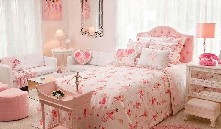 Sua bebê cresceu e agora você precisa fazer um quarto mais feminino, com menos cara de bebê. Confira as 35 ideias de decoração para quarto de menina aqui!