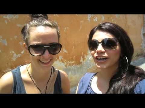 My fríend Elaine's video from her trip to Cartagena