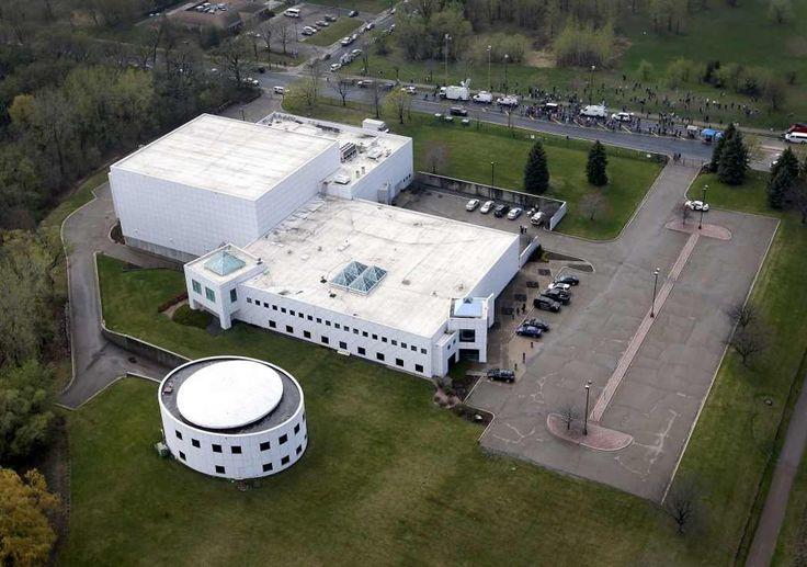 Paisley Park Studios in Chanhassen.