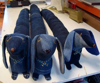 I Love Denim: dogs - this blog is awesome check out more of it!