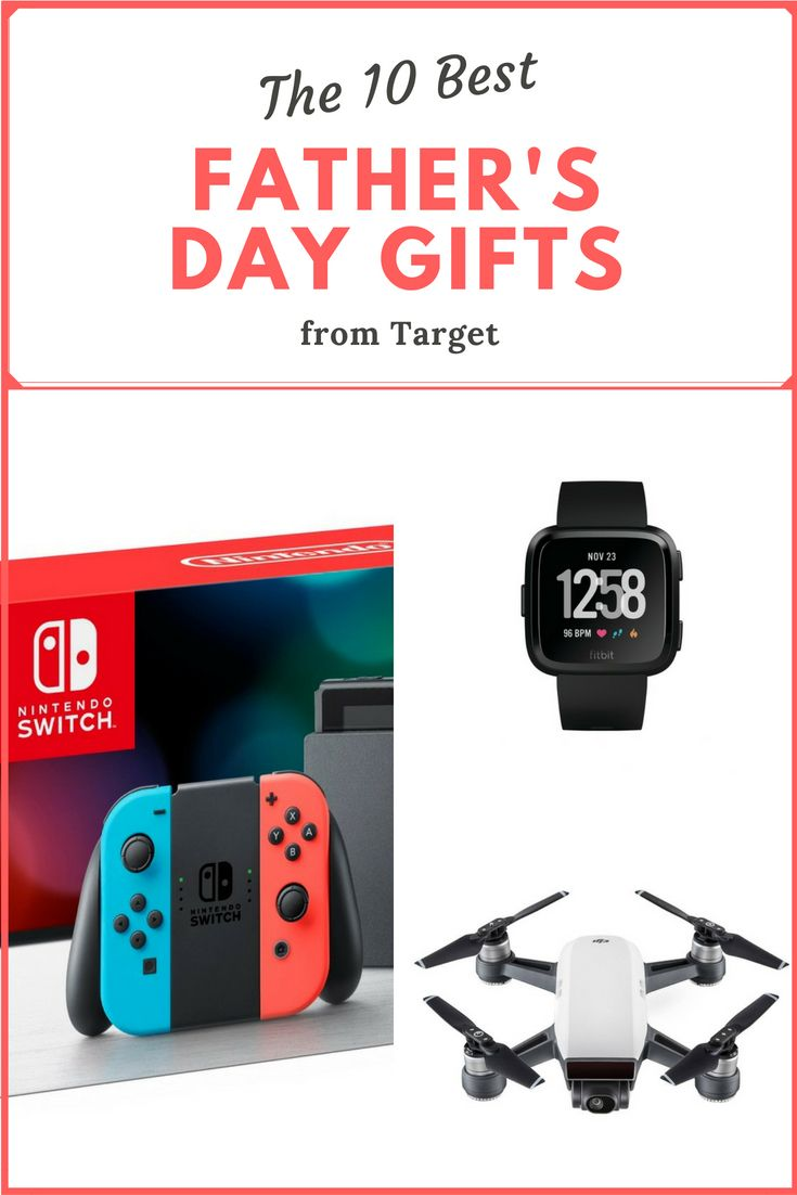 The 10 Best Father\'s Day Gift Ideas At Target | Holiday Gift Guide ...