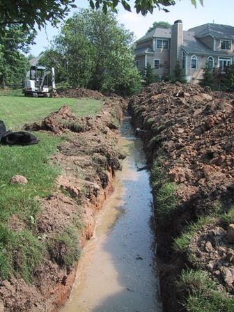 22 Best Images About French Drain Around The Pool On