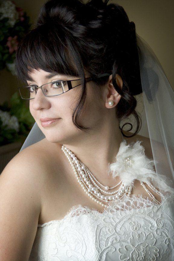 une très jolie mariée à l'hotel st-christophe de Granby, mariage, wedding, bride,