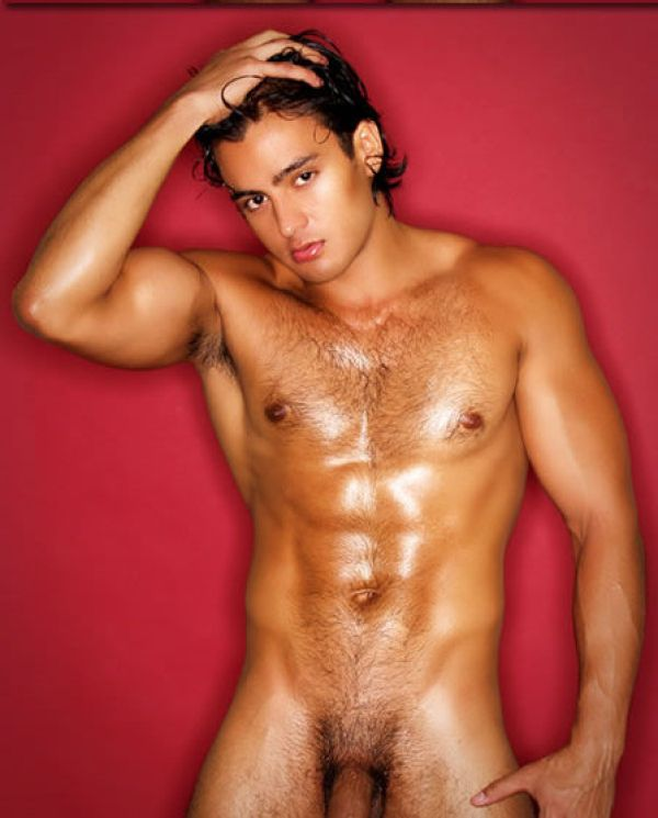 Sexy natural naked hunk same... Bravo