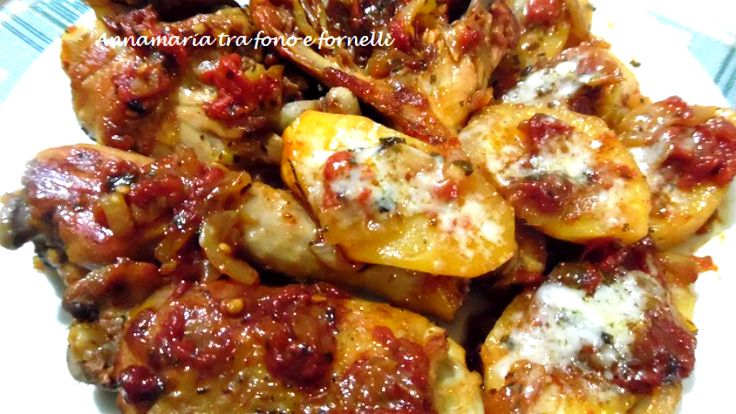 Pollo al sughetto piccante