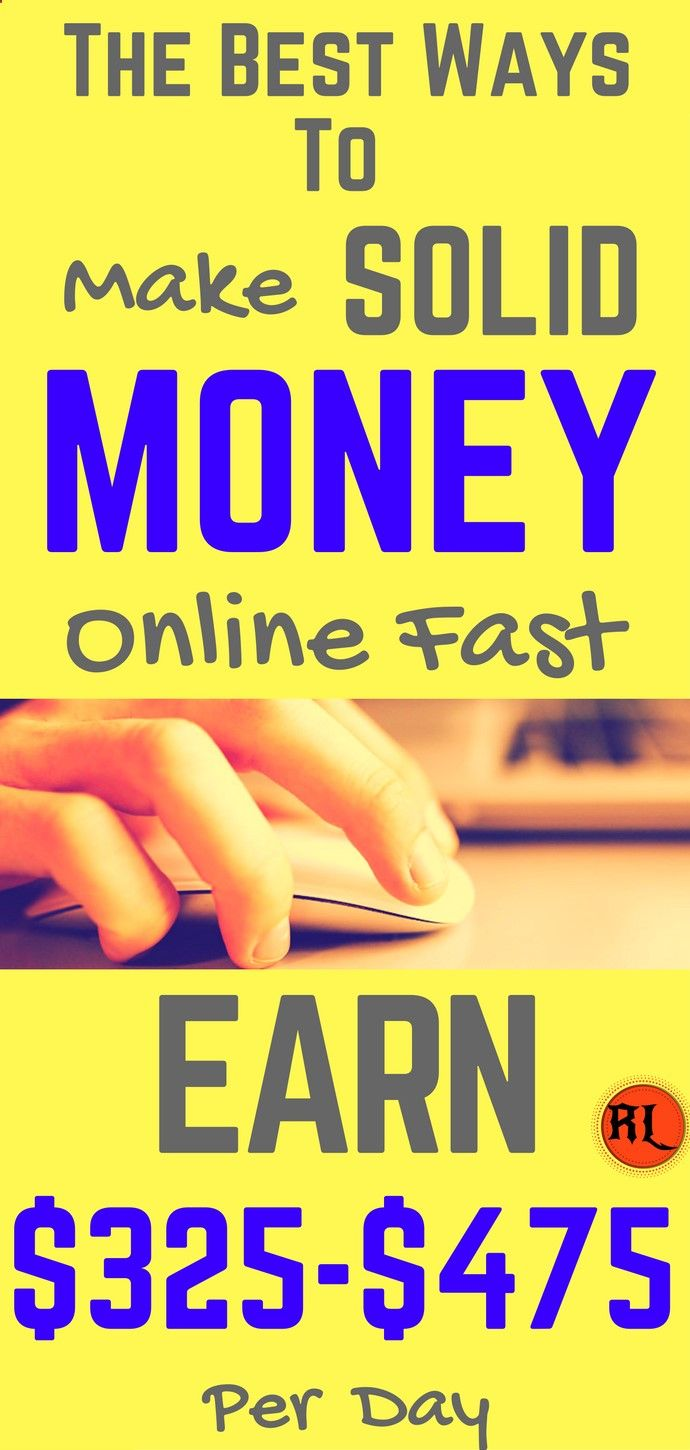 Earn Money From Home Need money NOW? Work from home and Make Money Online this week.- Who doesnt love making extra money? Make money from home with the system to earn $325 - $475 per day. The best residual income ideas that could earn you thousands of dollars each week! Click the Pin to see how >>> You may have signed up to take paid surveys in the past and didn't make any money because you didn't know the correct way to get started!