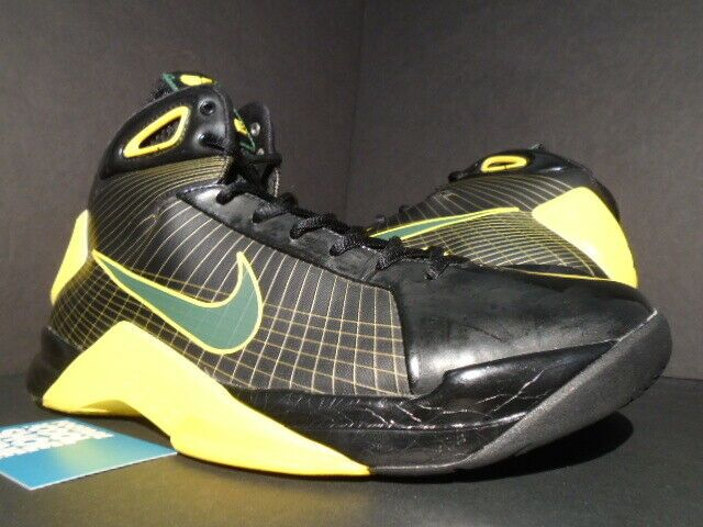 cerveza negra Disparidad Series de tiempo  NIKE HYPERDUNK SUPREME KOBE BRYANT RICE BLACK FOREST GREEN MAIZE 333373-031  10.5 | eBay | Men s shoes, Kobe bryant, Nike