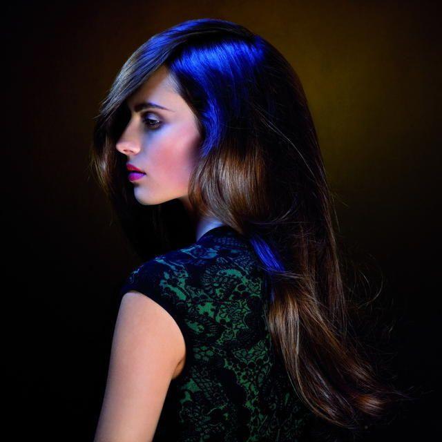 Beauty healthy hair