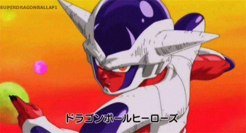 Dragon Ball Heroes Froze Tumblr  Anime  Pinterest -9185
