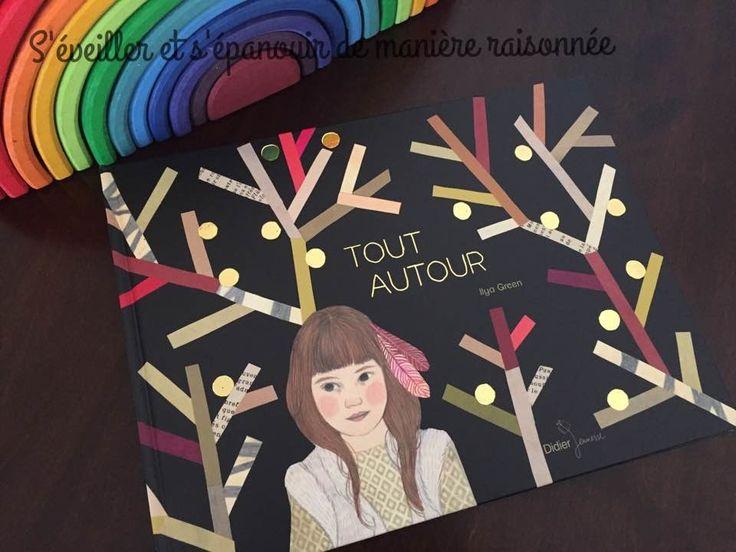 Un livre tendre et tout en poésie sur la vie et le deuil : Tout autour d'Ilya Green (Didier Jeunesse)