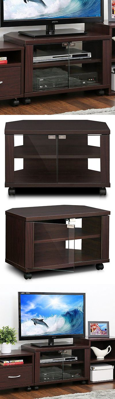 Entertainment Units TV Stands: Furinno Indo Tv Stand -> BUY IT NOW ONLY: $65.87 on eBay!