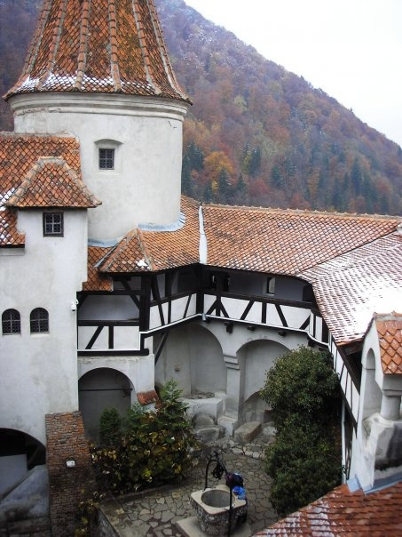 Transilvania, castello di Dracula