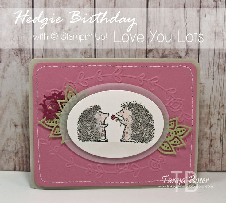 For those who are new to the Stamp Review Crew, here is a little  background. We are an international group of Stampin' Up! demonstrator...