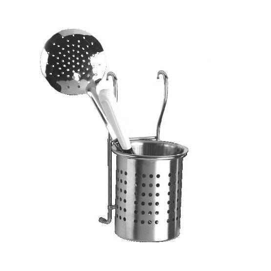 Perdiem Hanging Cutlery Drainer Stand Single For Kitchen - SS #Kitchen_Accessories_Online