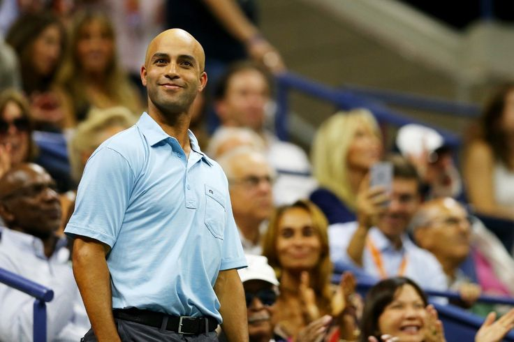 """Former tennis star James Blake went on a media tour on Saturday, talking to numerous outlets about how the plainclothes police officer who body-slammed him outside a New York City hotel should be fired. """"I want him to know what he did was wrong, and that in my opinion he..."""