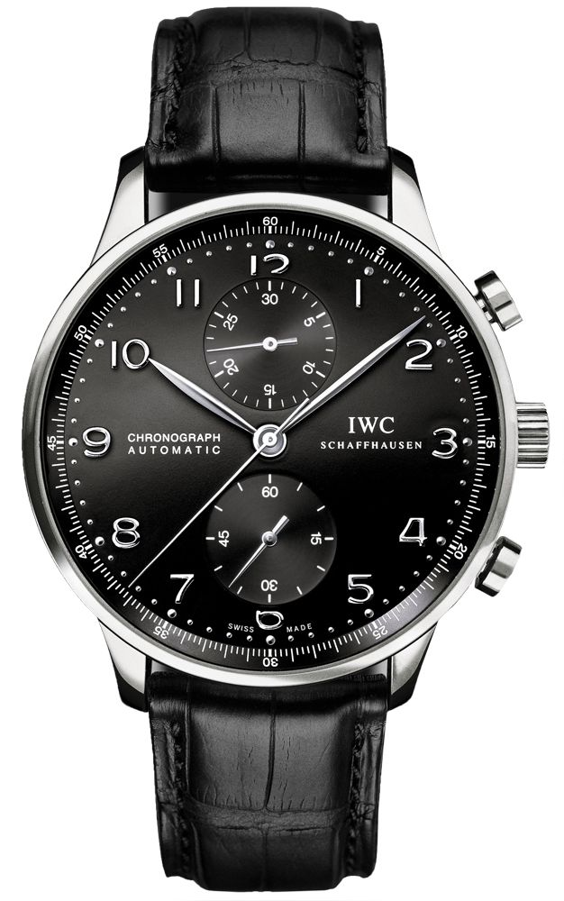 IW371447 IWC Portuguese Automatic Chronograph Mens Watch - #chrono #timepiece…