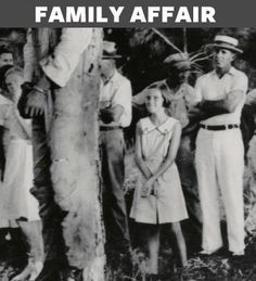 How Americans attended lynchings like a family event is a sorrowful sight. How the United States people tolerated lynching of African Americans and was accepted as the norm is beyond comprehension. An embarrassing time for Americans in history.