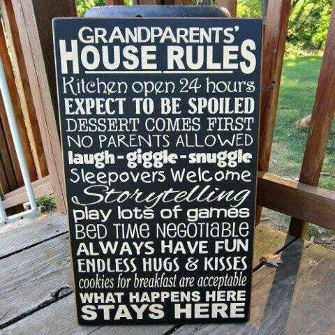 104 best images about Grandparents Quotes on Pinterest ... |Funny Grandparents