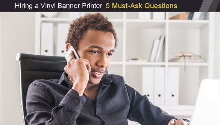 Are you looking to find a printer for your marketing materials? Hiring a vinyl banner printer in Phoenix Arizona can be a cakewalk as long as you know what to look for. By weighing positive signs such as reputation against any negative signs, you can quickly feel confident about your printer's... - http://www.azbanners.com/banners/hiring-a-vinyl-banner-printer-in-phoenix-arizona/