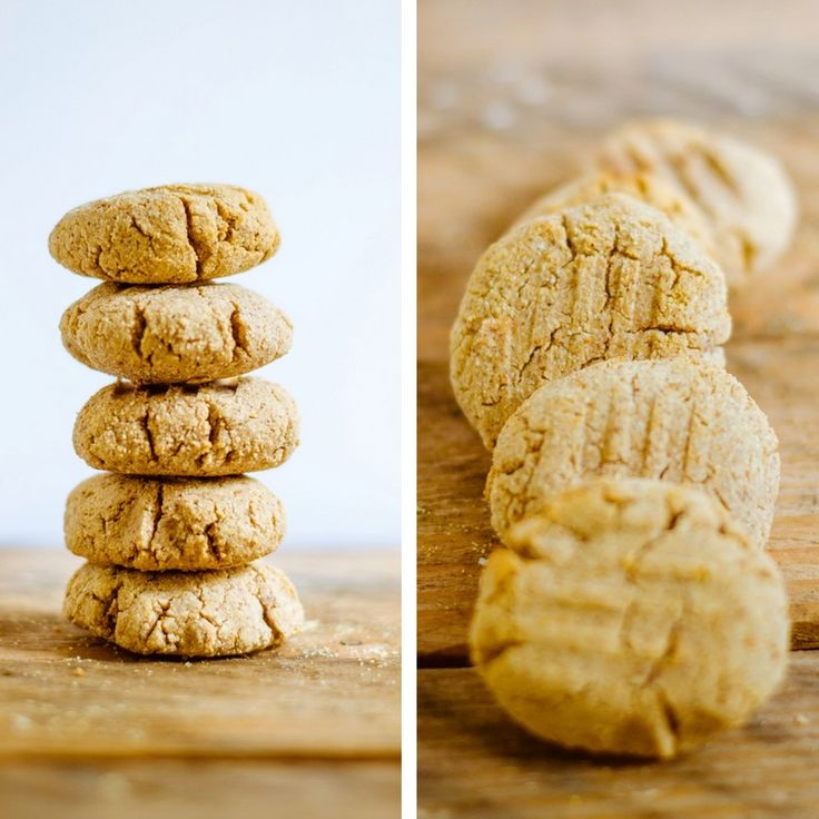 Творожное печенье без  яиц, глютена и сахара