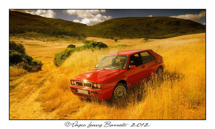 Lancia Delta Integrale II by vlbphoto