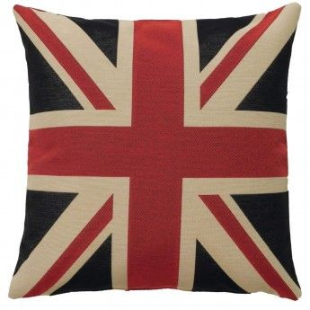 Cuscino arredo UNION JACK