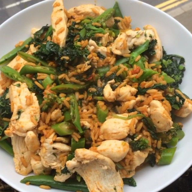 The perfect post workout refuel meal! Quick & easy wins -#Leanin15  @lucybeecoconut