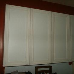 Restauration d'armoire de mélamine