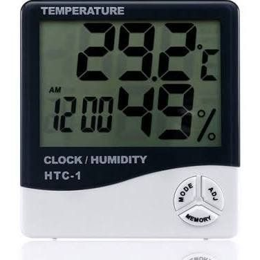 Thermo Hygrometer: Use it to monitor the ambient temperature and humidity in your room to ensure they are sitting at the correct levels for your preferred adhesive.