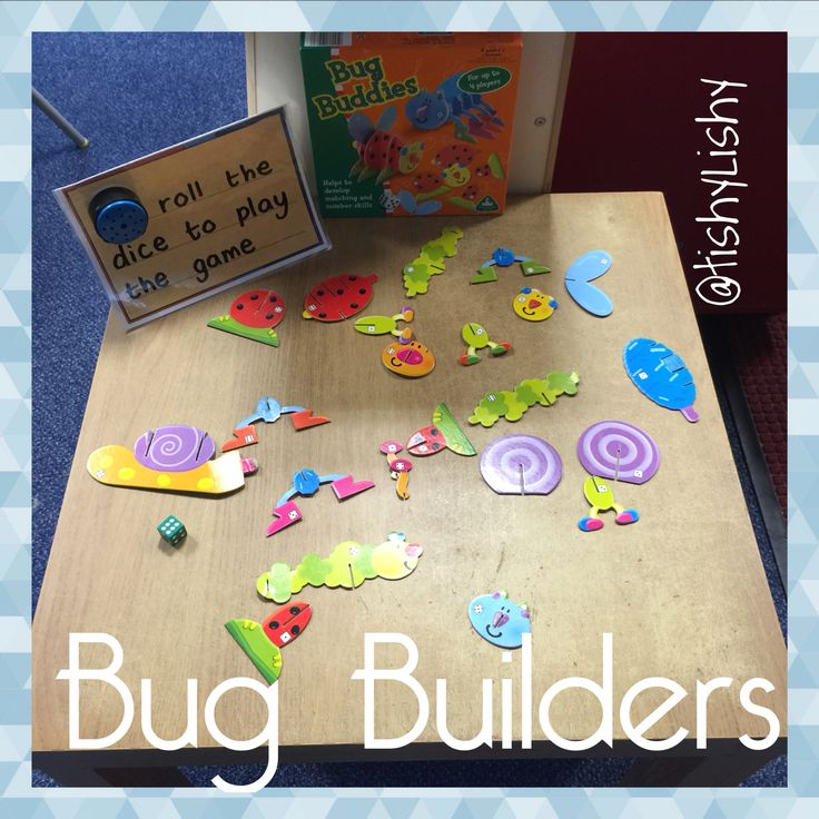 Minibeasts on Ladybug Roll And Cover Math Game