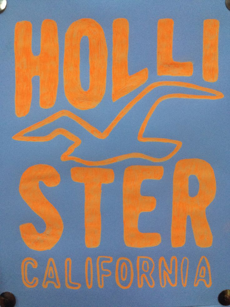 I love it #HOLLISTER