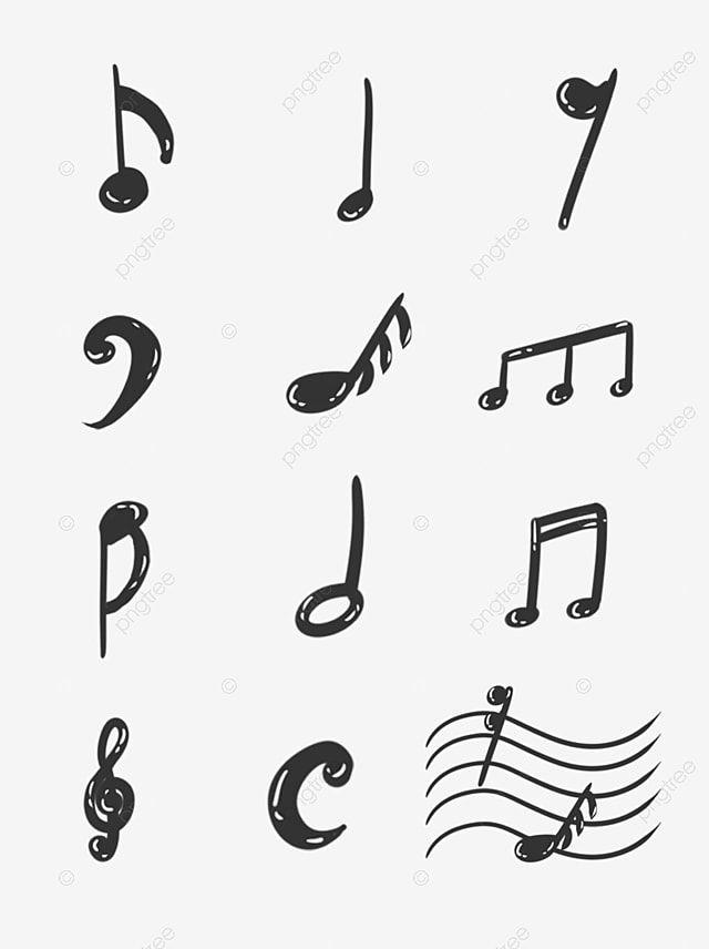Notas Musicales Clipart De Musica Sheet Music Nota Png Y Psd Para Descargar Gratis Pngtree Music Notes Music Clipart Piano Pictures